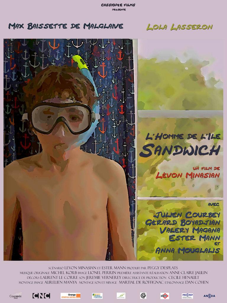Thw Sandwich Island Man