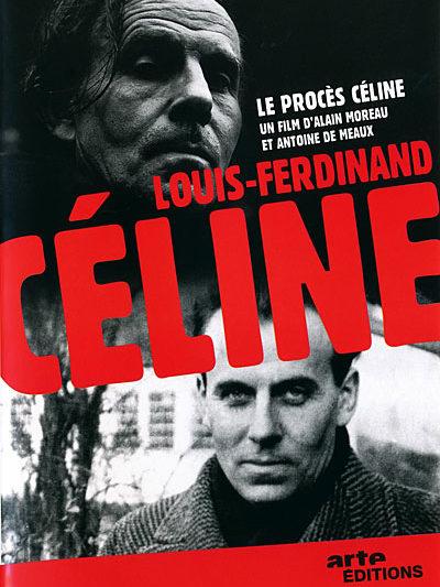Le procès Céline DVD