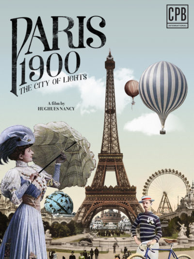 You are currently viewing Paris 1900 – City of Lights