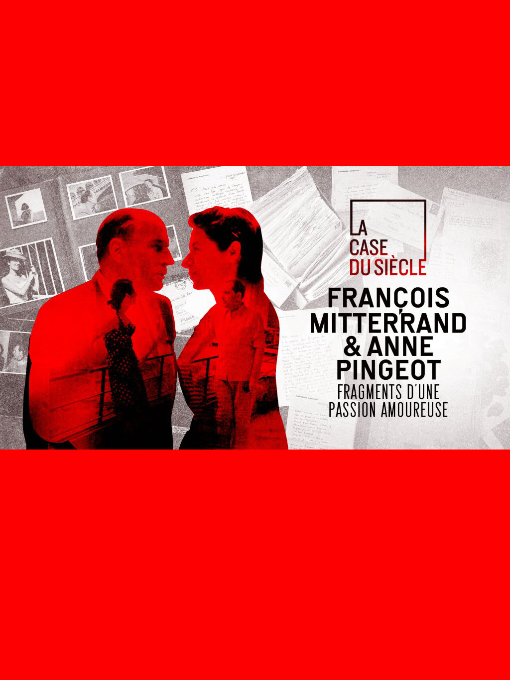 You are currently viewing François Mitterrand & Anne Pingeot